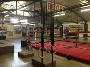 Touch 'Em Up Boxing Gym
